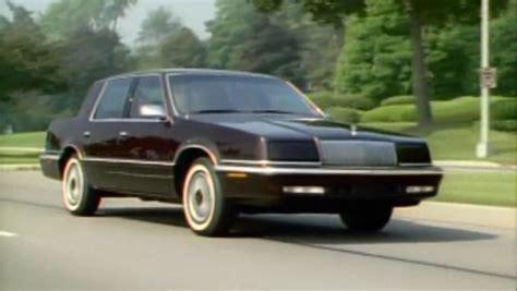 92 Chrysler New Yorker by 187 1992 Chrysler New Yorker Manufacturer Promo