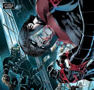 Red Hood Vs. Nightwing