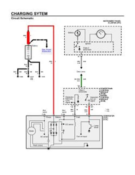 repair guides engine electrical 2005 charging system autozone com