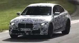 2020 Bmw M3 Spied Testing With A Manual Transmission