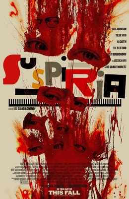 suspiria  film wikipedia