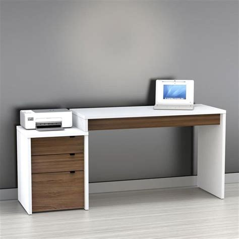 computer desk with hutch and file cabinet nexera liber t computer desk with filing cabinet white