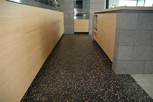 Recycled Rubber Flooring in Kitchens the Smart Option - EBOSS