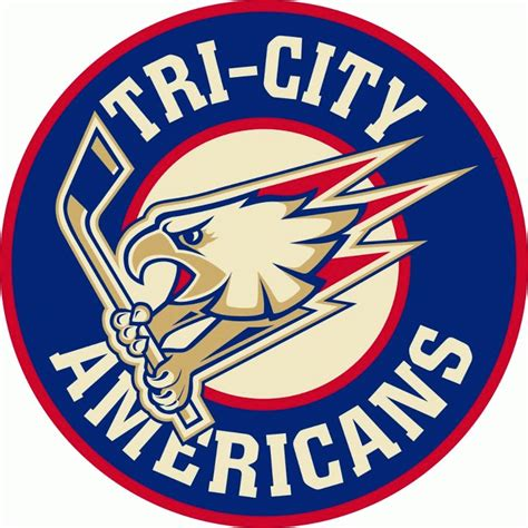 2011 12-Pres Tri-City Americans Alternate Logo Heat ...