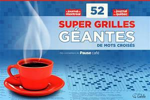 Livre 52 Super Grilles G U00e9antes De Mots Crois U00e9s