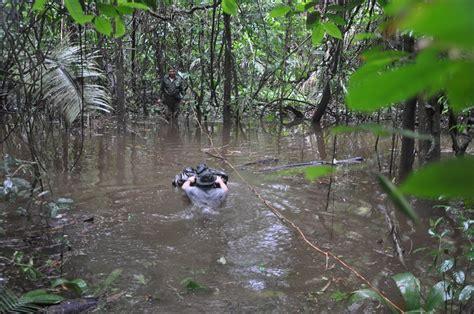 guyana jungle survival reasons swamp why experience fronteering