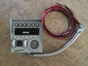 Gentran Transfer Switch  U0026 Exterior Connector Box  U2013 Tzsupplies Com