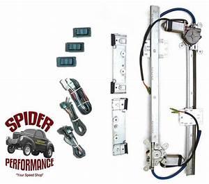 Autoloc Pw55033 10323 Hot Rod Power Window Kit