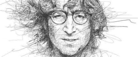 disegni cantanti famosi matita today would the 77th birthday of lennon let us