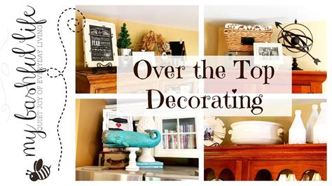 Home Decor Youtube : Home Decor / Decorating The Tops