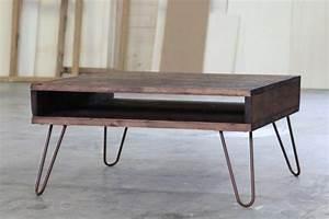 Table Basse Pied Epingle : plus de 25 id es g niales de la cat gorie table avec pieds ~ Dailycaller-alerts.com Idées de Décoration