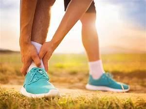 Leg Cramp  Signs  U0026 Symptoms