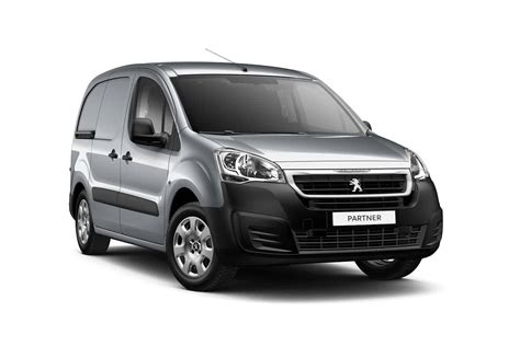 Peugeot Vans by Peugeot Partner Electric Osv
