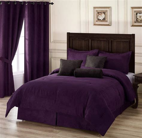 purple comforter set purple and gold comforter sets home staging accessories 2014