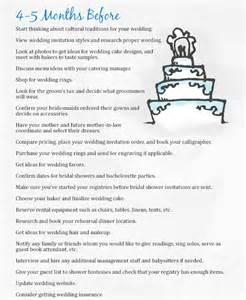 lds wedding checklist wedding planner wedding checklist for 6 months