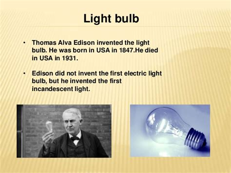 who invented the light bulb secret why edison invented