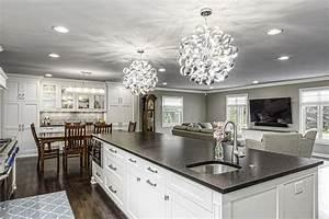 Luxurious, Kitchen, Remodel, In, Worthington