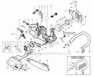 Poulan 2175 Parts List And Diagram