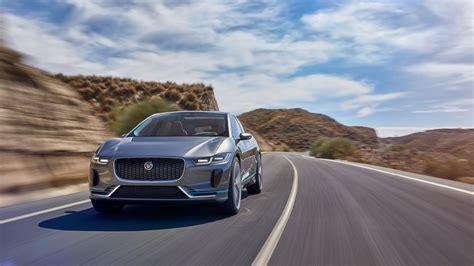 2018 Jaguar I Pace Electric Suv 5k Wallpaper  Hd Car