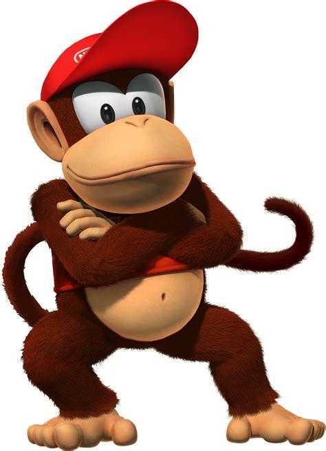 Cartoon Characters Donkey Kong Country Main Characters Png