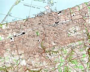 erie county pennsylvania township maps