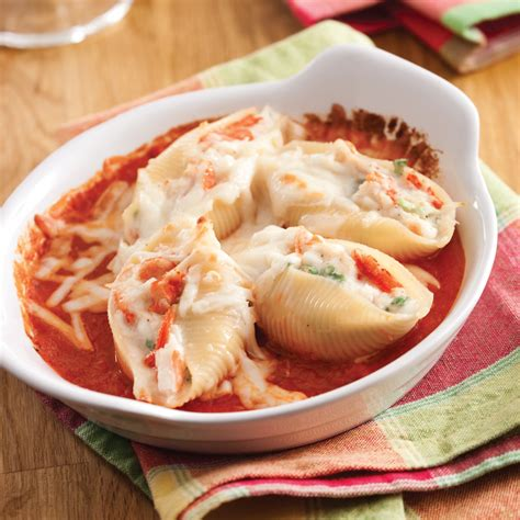 cuisiner crabe coquilles farcies au crabe recettes cuisine et