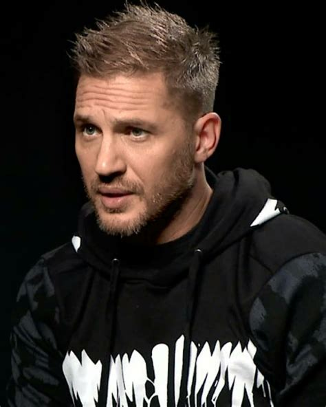 That Delaney Hair Tommy Tom Hardy Hot