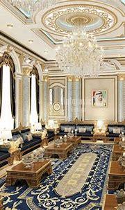 Dubai majlis interior   Modern house design, Interior ...