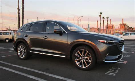 mazda cx 3 signature 2016 mazda cx 9 signature road test review by ben lewis 187 car revs daily