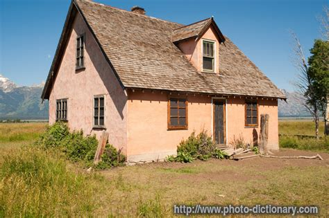 Cottage Definition by Mormon Cottage Photo Picture Definition At Photo