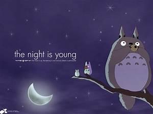 14 Cute Totoro Wallpapers! - Selina Wing - Deaf Geek Blogger