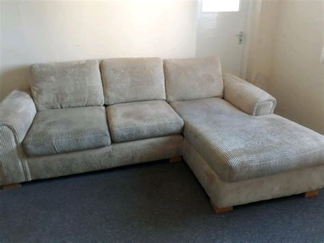 Cheap Corner Settee by Corner Settee A 3 Seater Sofa In Dundee Gumtree