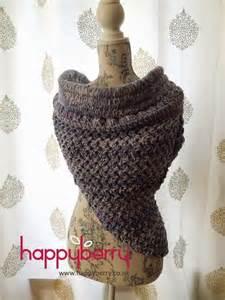 Katniss Crochet Cowl Pattern-Free