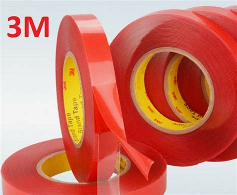 3m Vhb 4905 Double Sided Adhesive Mounting Tape Clear