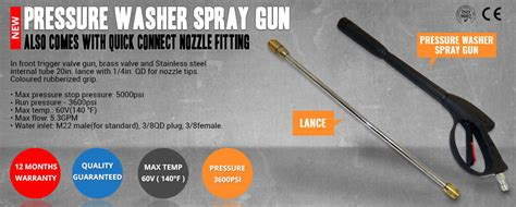 front trigger valve gun brass valve  stainless
