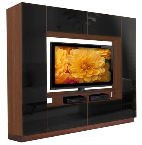 alexander entertainment center  modern minimalist
