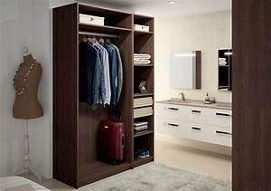 Armoire Colonne Chambre : armoire dressing sur mesure ~ Melissatoandfro.com Idées de Décoration
