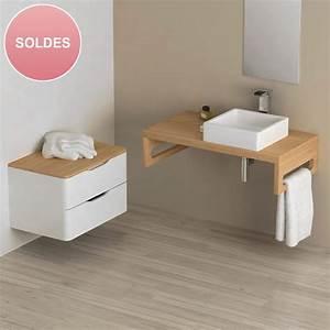 formidable porte meuble salle de bain sur mesure 2 With porte meuble salle de bain sur mesure