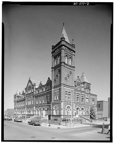 United States Courthouse and Post Office Exterior Pictures