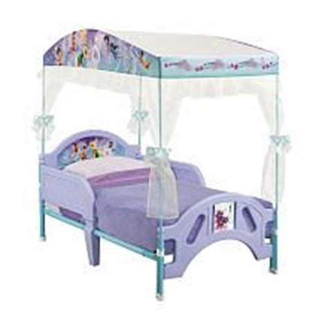 Doc Mcstuffins Toddler Bed With Canopy by Disney Fairies Canopy Toddler Bed Delta Toys Quot R Quot Us