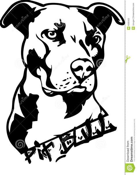 pit clipart black and white pitbull clipart black white clipground
