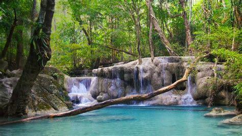 thailand waterfall bing wallpaper
