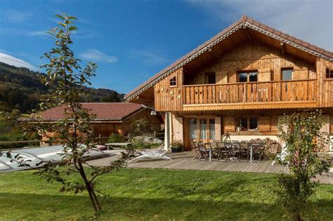 chalet la vigogne et spa location chalet individuel chalet confortable avec spa et sauna au pays du mont blanc