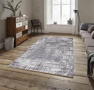 Teppich Schwarz Weiß Gestreift : harmony teppich gestreift grau schwarz wei creme muster design kurzflor rechteck ~ A.2002-acura-tl-radio.info Haus und Dekorationen