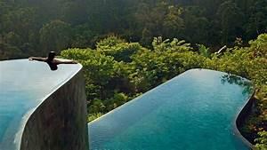 Infinity Pool Ubud Bali - Home Design