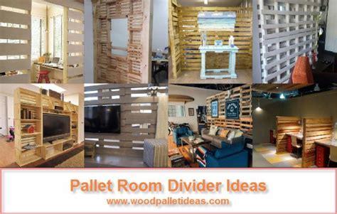 Pallet Room Divider Ideas ? Wood Pallet Ideas