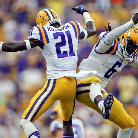 LSU Football: Midseason Grades for Players and Coaches ...