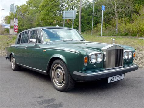 1979 Rolls Royce Silver Wraith Ii by 1979 Rolls Royce Silver Wraith Ii Information And Photos