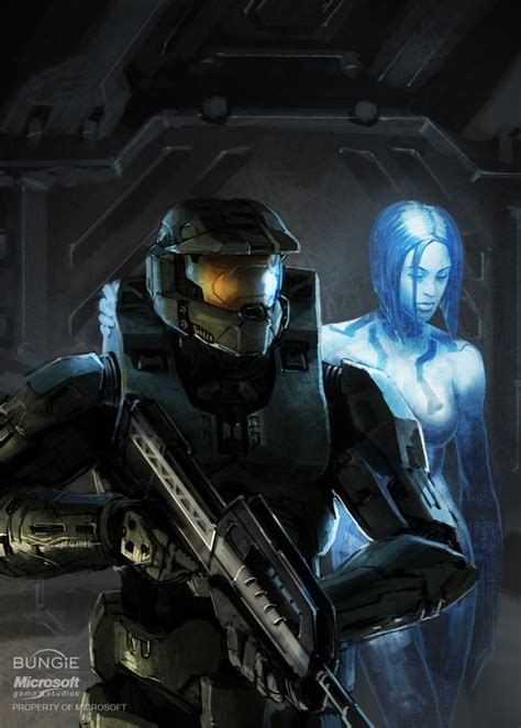 Halo Art Gears Of Halo Isaac Hannafords Master Chief