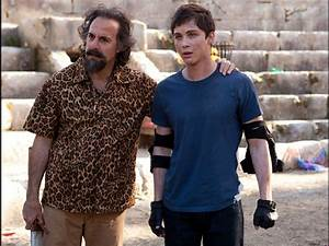 PERCY JACKSON: SEA OF MONSTERS Images Featuring Logan ...